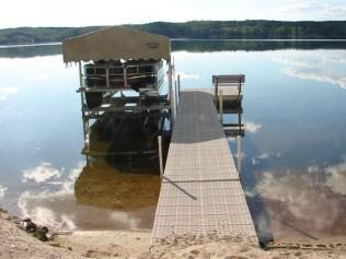 Beach King Docks & Boat Lifts - Rahbain's Outdoors